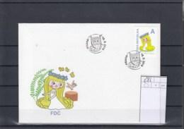 Tschechische Republik Michel Cat.No. FDC 886 - FDC