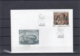 Tschechische Republik Michel Cat.No. FDC 908/910 - FDC