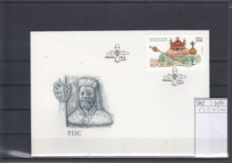 Tschechische Republik Michel Cat.No. FDC 913 - FDC