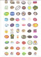 Étiquettes Fruits - 006 - Fruits & Vegetables