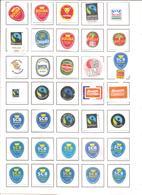 Étiquettes Fruits - 007 - Fruits & Vegetables