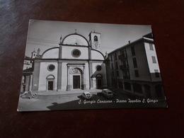 B733  San Giorgio Canavese Viaggiata Presenza Pieghine Angoli - Italia