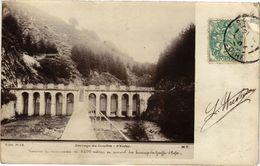 CPA Barrage Du Gouffre-d'Enfer - ROCHETAILLÉE (263438) - Rochetaillee