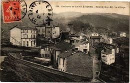 CPA Environs De St-ÉTIENNE-ROCHETAILLÉE-Le Village (263428) - Rochetaillee