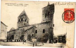CPA St-RAMBERT-sur-LOIRE - L'Église Monument Historique Du XI Siécle (225984) - Saint Just Saint Rambert