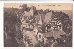 CPA - France 67 - Saverne  - Haut Barr - Hôtel Restaurant Pension - Mme Vve Focké - Achat Immédiat - Hotels & Restaurants