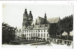 CPA-Carte Postale  -France-Tours - Musée Des Beaux Arts Et Cathédrale     VM5755 - Tours