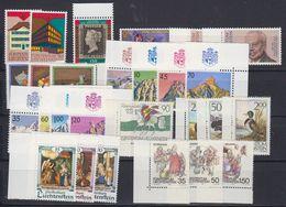 Liechtenstein 1990 Year ** Mnh (44290) - Liechtenstein