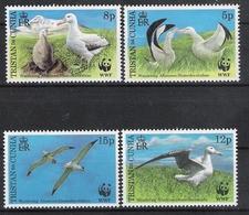 WWF Tristan Da Cunha 1999 Birds MNH CV £3.00 - W.W.F.