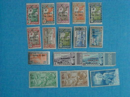 ININI - Lot Timbres N° 2-4/8-53/6-57/8-P/A1/3 L'ensemble Neuf Xx 2 Sans Gomme - India (1892-1954)