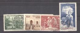 Guinée  -  Avion  :  Yv  6-9  (o) - French Guinea (1892-1944)
