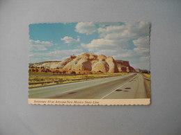 RED ROCK  FORMATION   -   Arizona  -  Etats Unis - Grand Canyon
