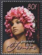 #121 2017 POLYNESIE FRANCAISE - Timbre Neuf JOURNEE DE LA FEMME - Unused Stamps