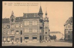 LEUVEN  MATHIEU DE LAYENPLAATS , POST EN SMOLDERSPLAATS - Leuven