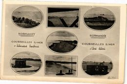 CPA COURSEULLES-sur-MER - Normandie (272005) - Courseulles-sur-Mer