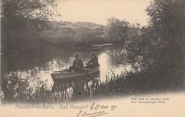 Mondorf - Les - Bains , Vue Vers Le Nouveau Parc  ,  Nels Metz , Serie 3 N° 33 - Mondorf-les-Bains