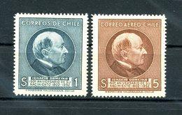 CHILE 1954 - MNH IGNACIO DOMEYKO - Chili