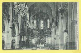 * Lourdes (Dép 65 - Hautes Pyrénées - France) * (C.B., Nr 18) Intérieur De La Basilique, église, Church, Kirche, Autel - Lourdes