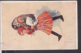 Künstlerpostkarte   K.simunek  1921 - Andere Zeichner