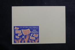 BELGIQUE - Support Publibel Avant L'apposition De La Valeur Faciale - L 39905 - Postwaardestukken
