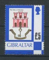Gibraltar 1979 N° 396 ** Neuf MNH Superbe C 22,50 € Armoiries Coat Of Arms Clef Série Courante - Gibraltar
