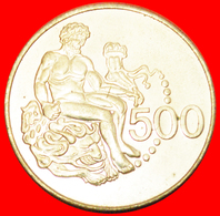 + NUDE HERACLES: CYPRUS ★ 500 MILLS 1975 MINT LUSTER! LOW START ★ NO RESERVE! - Zypern