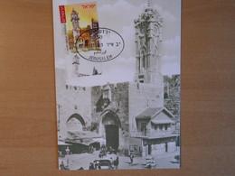 Maximumcard, Tower, Clock Tower, Israël - Architektur