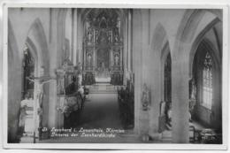 AK 0303  St. Leonhard Im Lavanttale - Inneres Der Leonardikirche / Verlag Frank Um 1930 - Wolfsberg