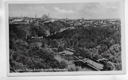 AK 0303  Znaim An Der Thaya - Panorama Um 1940 - Czech Republic