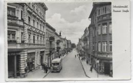 AK 0303  Schneidemühl - Posener Straße ( Bus ) / Verlag Scholz Um 1939 - Posen