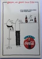 (902) Garçon, Un Grand Coca-Cola - Always Coca-Cola - Publicité