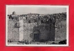 ISRAEL-CPSM JERUSALEM - Israel