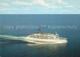 73278953 Schiffe_Ships_Navires Faehrschiff Stena Germanica  Schiffe_Ships_Navire - Non Classificati