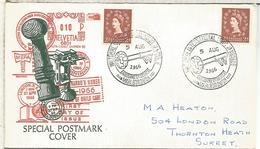 REINO UNIDO MARLBOROUGH SCOUT JAMBOREE 1965 - Movimiento Scout