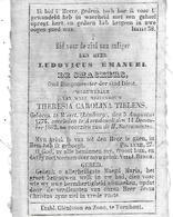 De Smackers L.e. ( Weert 1774 --arendonk 1862 -oud Burgemeester Van Diest) - Religion &  Esoterik