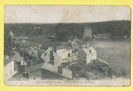 * Les Essarts (Dép 85 - Vendée - France) * (Artaud Et Nozais Nantes, Nr 3) Vue Générale Vers Le Chateau, Rare, Old - Les Essarts