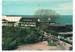 SC-1830   HELSINGOR : Hotel Marienlyst - Danemark