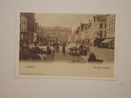 Louvain : Le Vieux Marché - Leuven