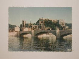 Huy : Le Pont - Hoei