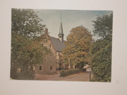 Woluwe : Chapelle Marie-la-Misérable - St-Lambrechts-Woluwe - Woluwe-St-Lambert