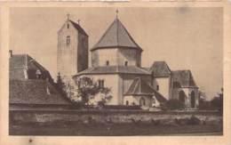 68 - Ottmarsheim - L'Eglise Octogone XIe Siècle - Ottmarsheim
