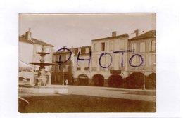 Mirande (32) Place D'Astarac - Luoghi
