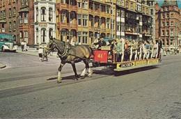 Postcard Horse Tram Isle Of Man By Ranscombe PU Douglas 1967 My Ref  B13546 - Isle Of Man