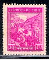 XIL 282 // YVERT 195 // 1942-46 - Chile