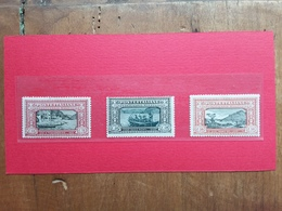REGNO - Manzoni Nn. 151-153-154 Nuovi * + Spese Postali - 1900-44 Vittorio Emanuele III