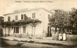 ALGERIE(TIPAZA) HOTEL - Andere Steden