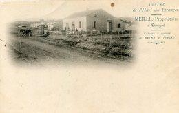 ALGERIE(TIMGAD) HOTEL - Andere Steden