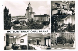 CZ-195   PRAHA : Hotel International - Tchéquie