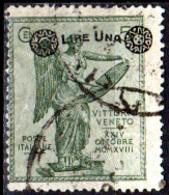 Italia-A-0064 - Emissione 1924 (o) Used - Senza Difetti Occulti. - Usati