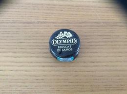 Capsule (bouchon) «OLYMPIO - MUSCAT DE SAMOS» - Capsules & Plaques De Muselet